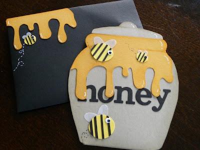 Stamp-n-Design: Honey Pot & Cookie Jar Cards