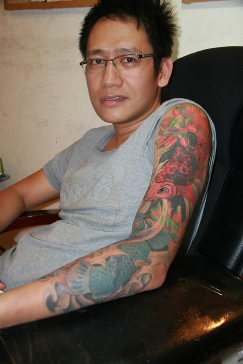 Vietnam tattoo duy manh - Appartement renove hanoi hung manh tran ...