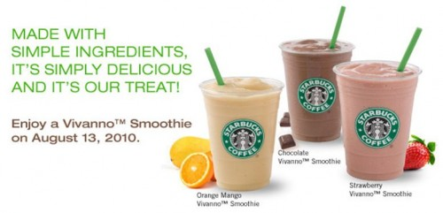 vivanno im going to try the orange mango flavor tomorrow ive been making my own drinks lately and sis said starbucks copied me lol viviano sons fenton