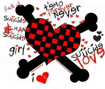 emo love heart pictures. emo love heart drawings. cute