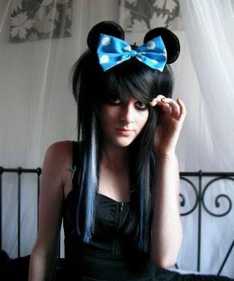 Emo Girl Style