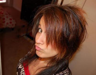 Emo Girl Photo