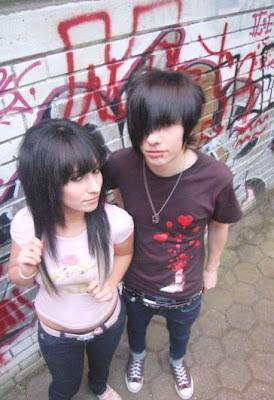 Emo Boys & Girl