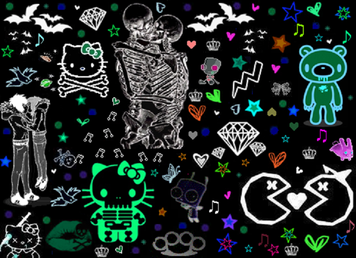 gambar emo wallpapers8 - photo #6