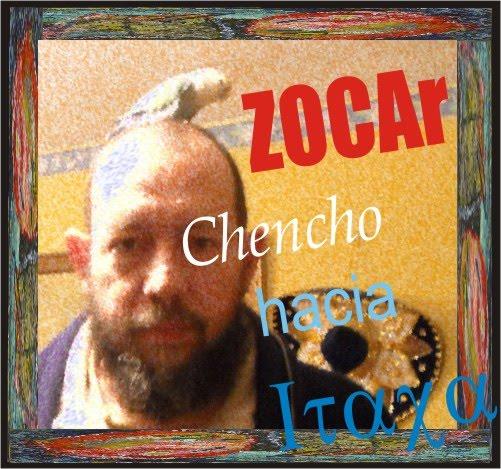 ZOCAr Chencho hacia Itaca