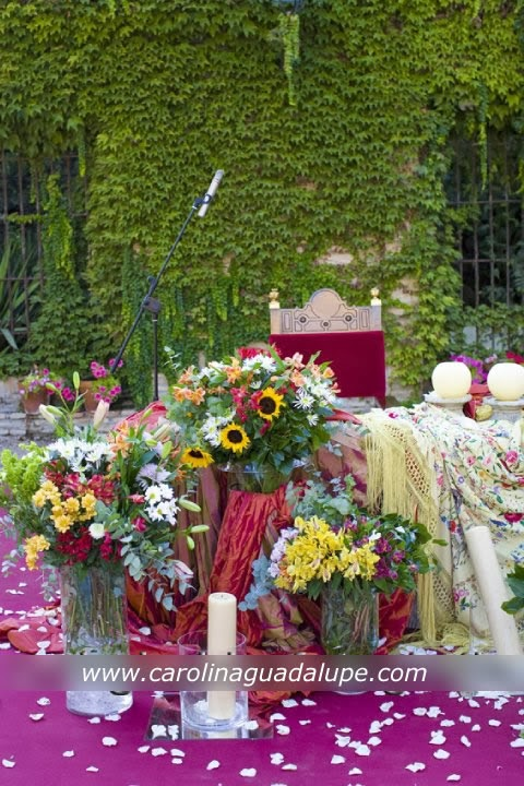 Bodas en granada decoracion de bodas civiles en granada - Decoracion en granada ...