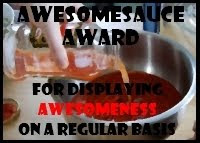 Awesome Sauce Award