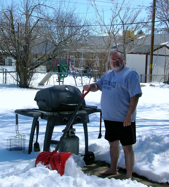 how to clean a barbecue after winter
