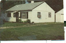 My home in Rantoul, Illinois for years and years!