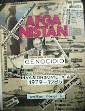 """AFGANISTAN, GENOCIDIO"""