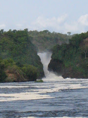 The Nile at Murchison Falls