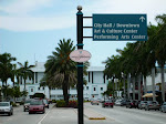 Useful directional signage in Hollywood, FL