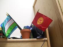 Kyrgyz Flag