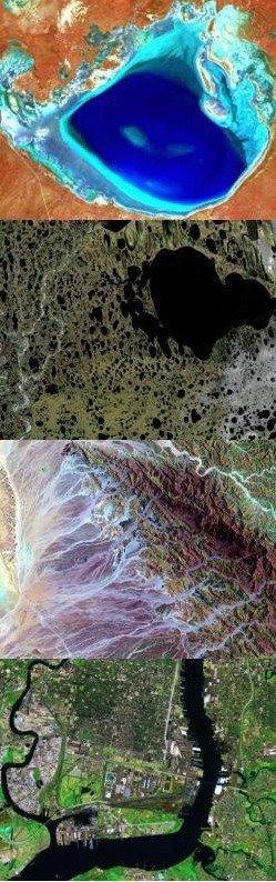 Landsat Image View