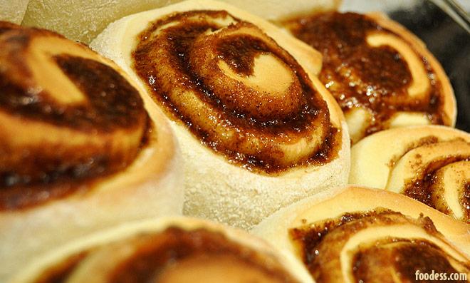 Lumsden FLorist etc.: Overnight Cinnamon Bun Recipe