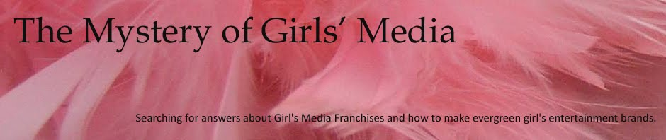 The Mystery of Girls' Media
