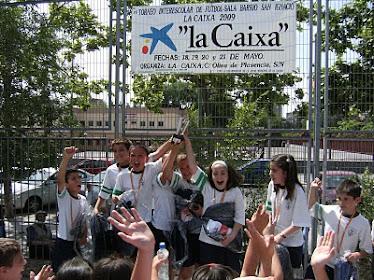 Subcampeones Torneo La Caixa 2009