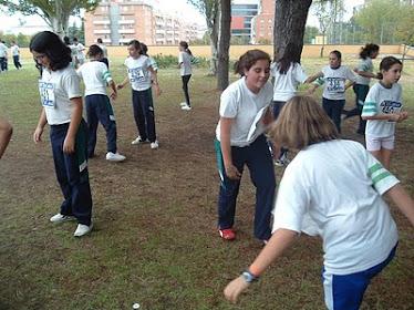 CROSS ESCOLAR 2005. Polideportivo de Aluche.