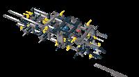 8421 Mobile Crane assemble start