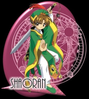Personajes Memorables Shaoran