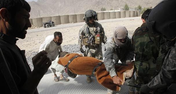 Afghanistan War: Porn, Hashish and Killing For Kicks.