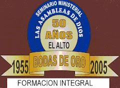 1955-2010  (55 años al servicio ministerial)