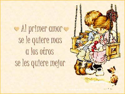 cancion primer amor anahi: