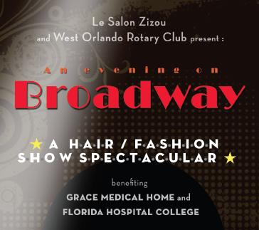 le salon zizou goes broadway for charity