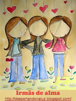 Almas irmãs se reconhecem:http://baliar.blogspot.com/