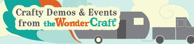 Crafty Demos & Events from The WonderCraft