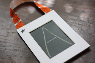 Make It: Mini Chalkboard