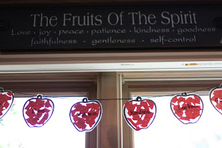 Apple Garland (The Fruit of the Spirit)