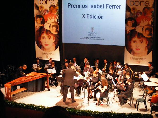 Proyecto III - Concierto en Alicante 8 de marzo de 2008