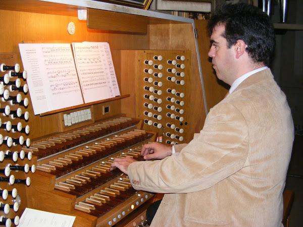 Organo de la Compañía de Valencia