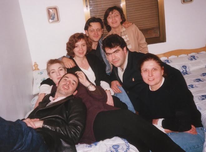 1998 - Primer concierto del Coro Brahms