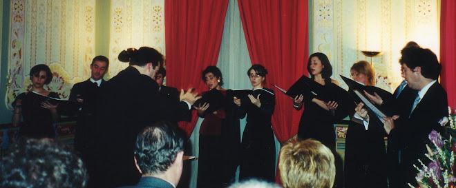 Concierto homenaje a Jorge Juan -Novelda 2000