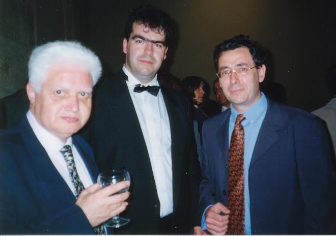 Estreno de la Cantata Xocolata Valencia 1999
