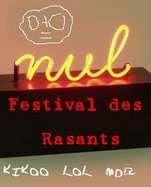 Le Festival des Rasants