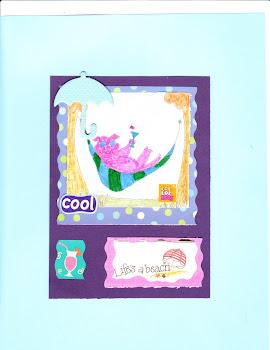 Card Challenge Winner ! Squiggleflyblogspot.com