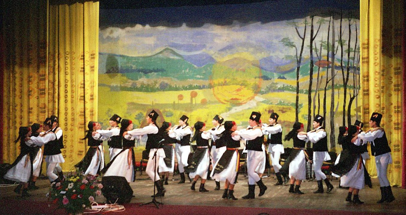 Cununa Transilvana - suita de jocuri din Campia Transilvaniei