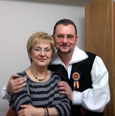 cu dna Eugenia Florea martie 2008
