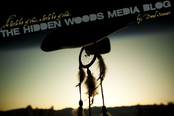 The Hidden Woods Media Blog