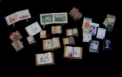 libros miniatura atalanta