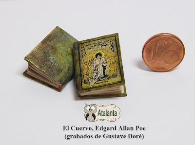 minibook the raven, Poe