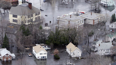 Warwick Mall Flood Pictures