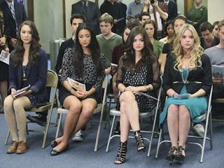 Pretty Little Liars episode 8