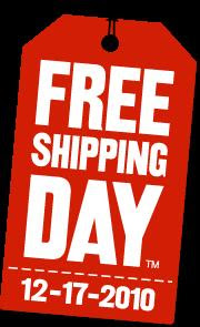 Free Shipping Day 2010.