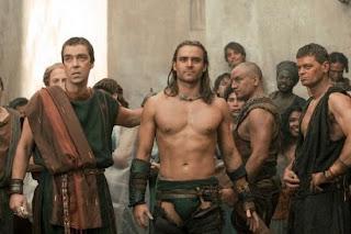 "Spartacus: Gods of the Arena ""Past Transgressions""."