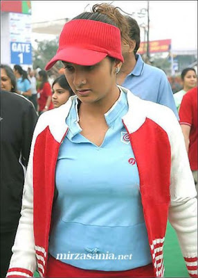 Sania Mirza Sizzling Hot & Spicy Photos