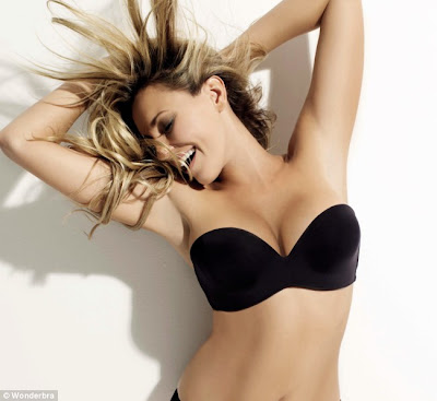 Wonderbra Launches Revolutionary 'Finger Design' Underwear For Women